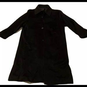Hugo Boss cashmere coat